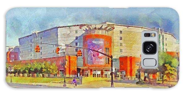 The Schottenstein Center.  The Ohio State University Galaxy Case