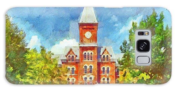 University Hall.  The Ohio State University Galaxy Case