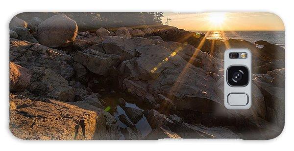 Otter Rock Galaxy Case - Morning Rays by Kristopher Schoenleber