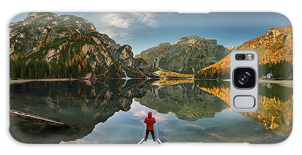 View Galaxy Case - Morning Silence... by Krzysztof Browko