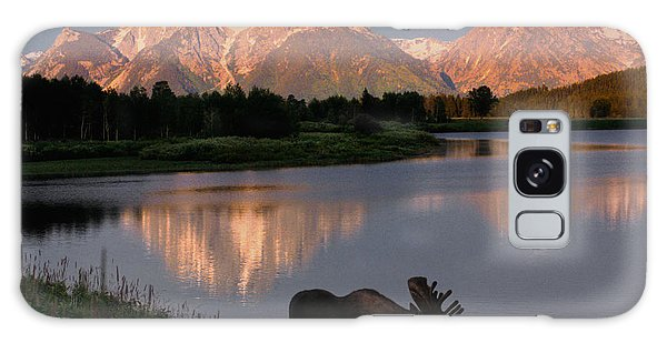 Morning Tranquility Galaxy Case by Sandra Bronstein