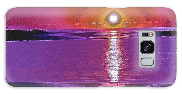 Morning Vibrations Galaxy Case
