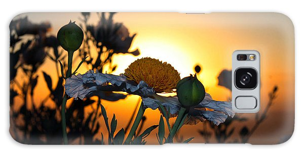 Morning's Glory Galaxy Case by Richard Stephen