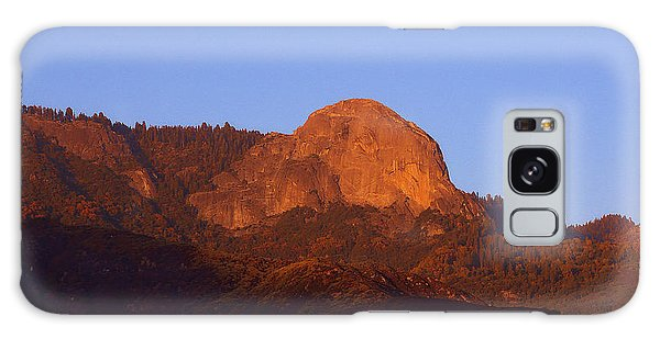 Moro Rock Sequoia National Park Galaxy Case