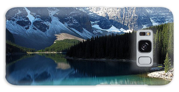 Moraine Lake Galaxy Case by Gerry Bates