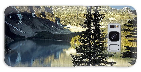 Morraine Lake II Galaxy Case