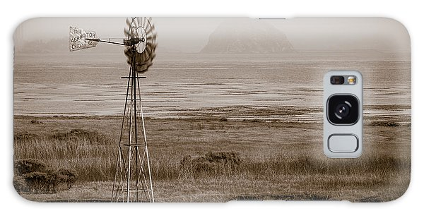 Morro Bay Windmill Galaxy Case