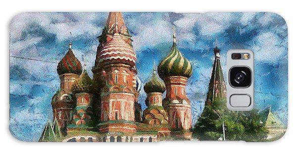 Moscow Kremlin  Galaxy Case