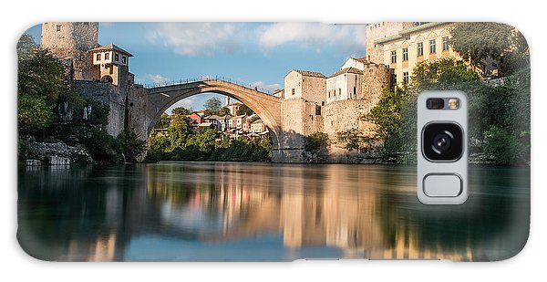 Mostar Bridge Galaxy Case