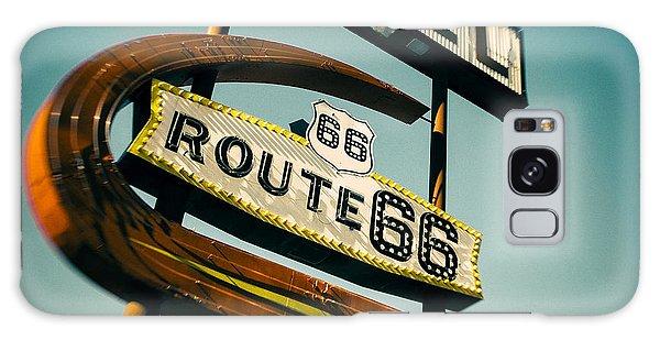 66 Galaxy Case - Motel by Dave Bowman
