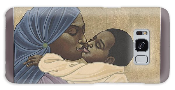 Mother And Child Of Kibeho 211 Galaxy Case