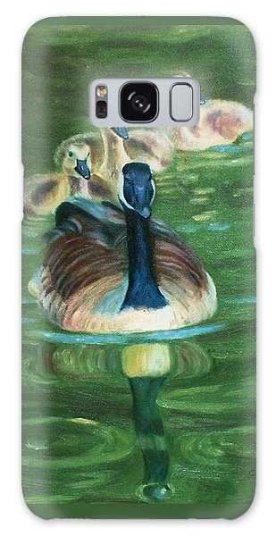 Mother Goose  Galaxy Case