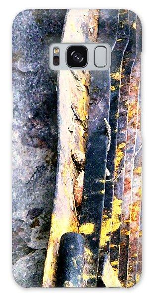 Mother Natures Aspen Abstract Art Galaxy Case