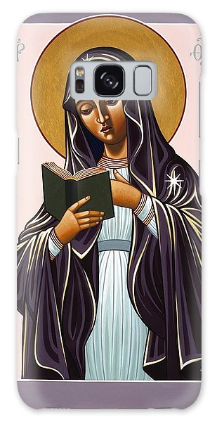Mother Of The Incarnate Word 071 Galaxy Case