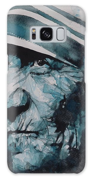 Religious Galaxy Case - Mother Teresa by Paul Lovering