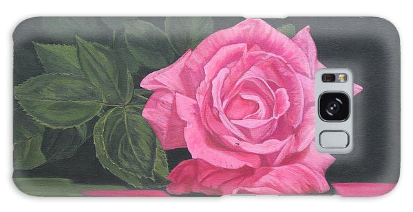 Mothers Day Rose Galaxy Case by Wendy Shoults