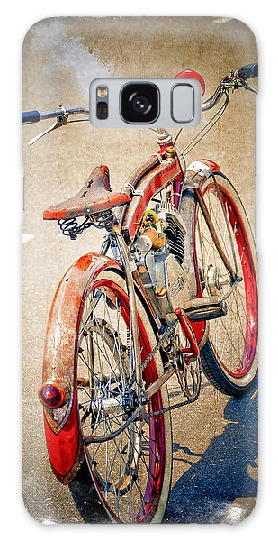 Motor Bike Galaxy Case