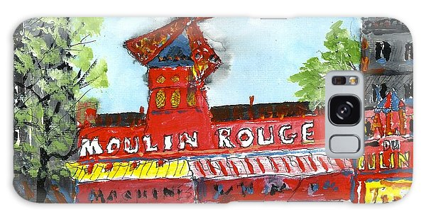 Moulin Rouge Galaxy Case