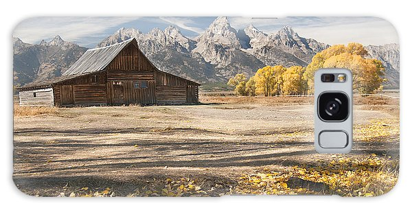 Moulton Barn Autumn Galaxy Case
