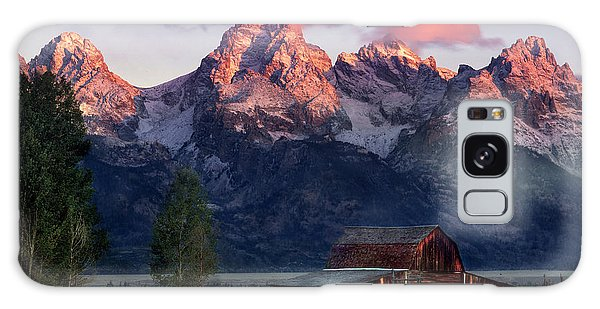 Teton Galaxy Case - Moulton Barn by Leland D Howard
