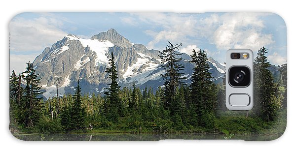 Mount Baker  Galaxy Case