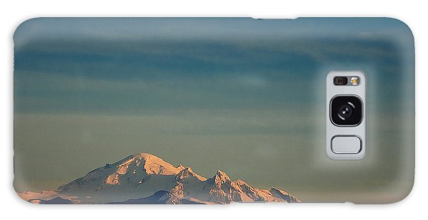 Mount Baker Sunset Galaxy Case