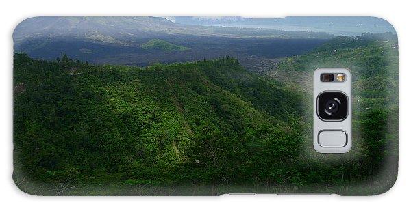Mount Batur Bali Galaxy Case