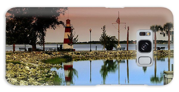 Mount Dora Lighthouse Galaxy Case