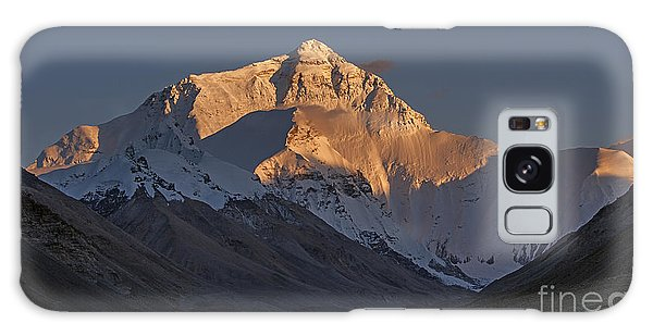 Mount Everest At Dusk Galaxy Case