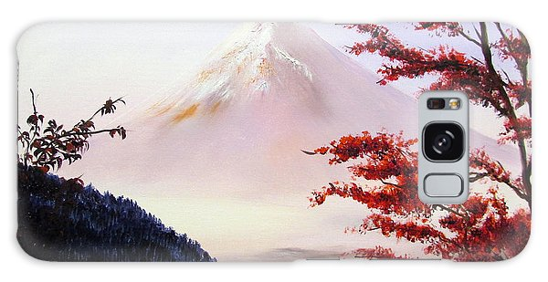 Mount Fuji Galaxy Case
