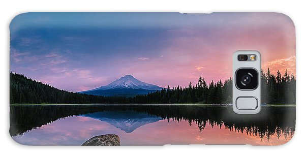 Mount Hood Magic Galaxy Case