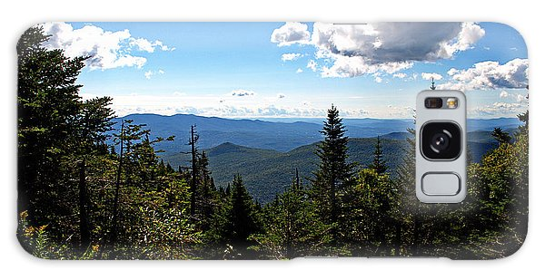 Mount Mansfield Galaxy Case