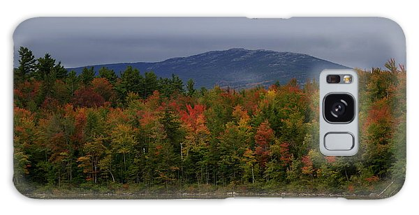Mount Monadnock Fall 2013 View 2 Galaxy Case