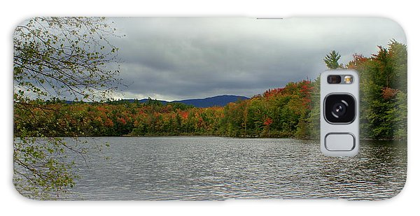 Mount Monadnock In Fall View 3 Galaxy Case