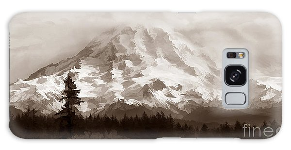 Mount Rainer Galaxy Case