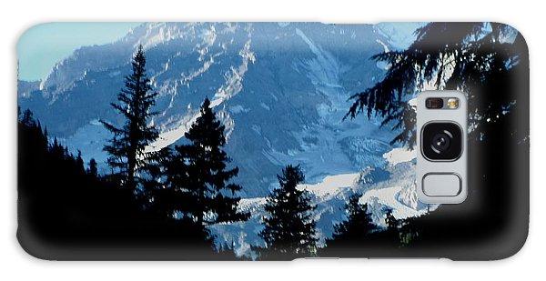 Mount Rainier 14 Galaxy Case