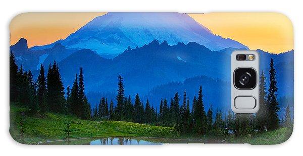 Mount Rainier Goodnight Galaxy Case