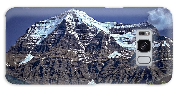 Mount Robson Galaxy Case by Richard Farrington