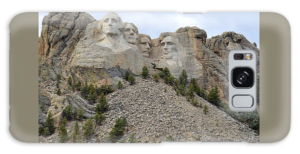 Mount Rushmore In South Dakota Galaxy Case