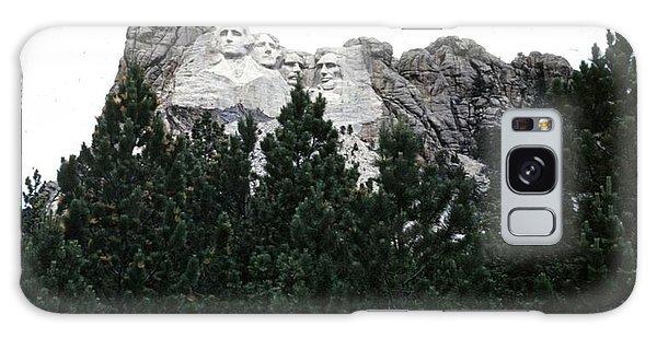 Mount Rushmore Galaxy Case