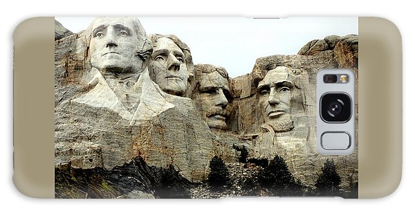 Mount Rushmore Presidents Galaxy Case