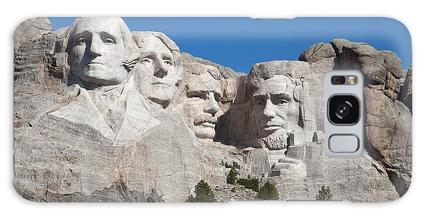 Mount Rushmore Galaxy Case