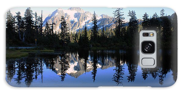 Mount Shuksan Galaxy Case by Gerry Bates
