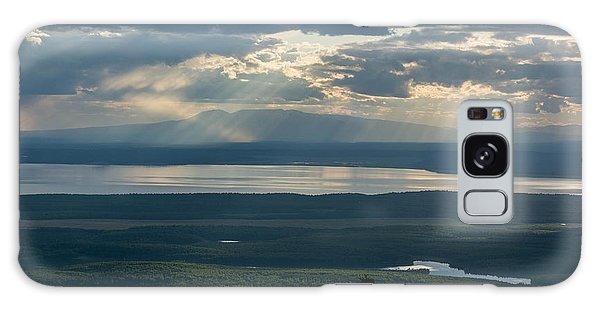 Mount Susitna Galaxy Case
