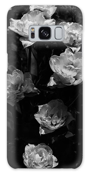 Mount Tacoma Tulips Galaxy Case
