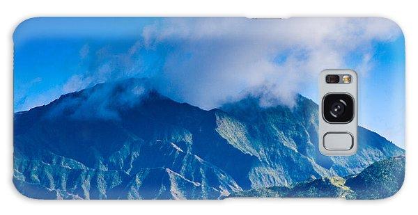 Mount Wai'ale'ale  Galaxy Case