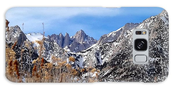 Mount Whitney - California Galaxy Case