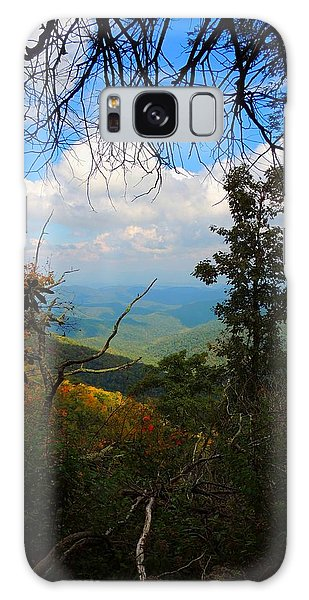 Mountain Beauty Galaxy Case