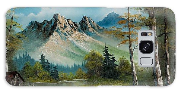 Mountain Retreat Galaxy Case