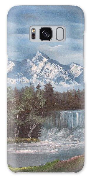 Mountain Dreams Galaxy Case